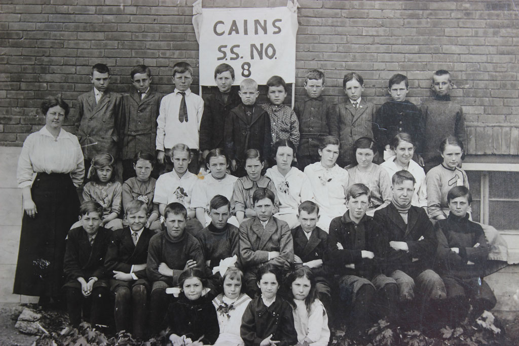 Cains Corners Class